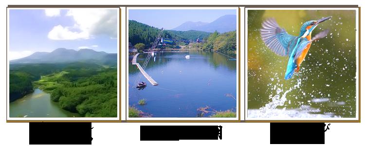 九州大分県の温泉 長湯温泉 観光スポット・散策スポット